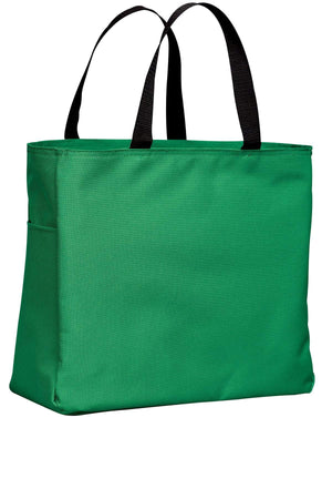 bag Canvas KELLY GREEN Essential Polyester Canvas Tote Bag