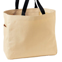 bag Canvas Natural Essential Polyester Canvas Tote Bag