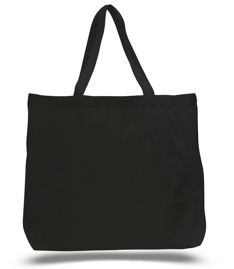 d0df684a96a2 Jumbo Canvas Tote Bag Web Handles