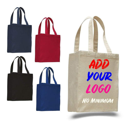 BAGANDTOTE CANVAS TOTE BAG CUSTOM HEAVY SHOPPING CANVAS TOTE BAG