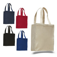 Heavy Shopping Canvas Tote Bag