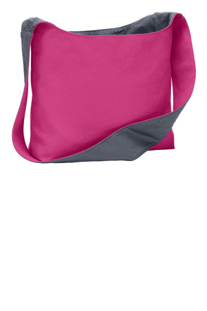 BAGANDTOTE CANVAS TOTE BAG PINK Cotton Canvas Sling Bag