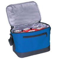 BAGANDTOTE COOLER BAG ROYAL DELUXE POLYESTER COOLER LUNCH BAG