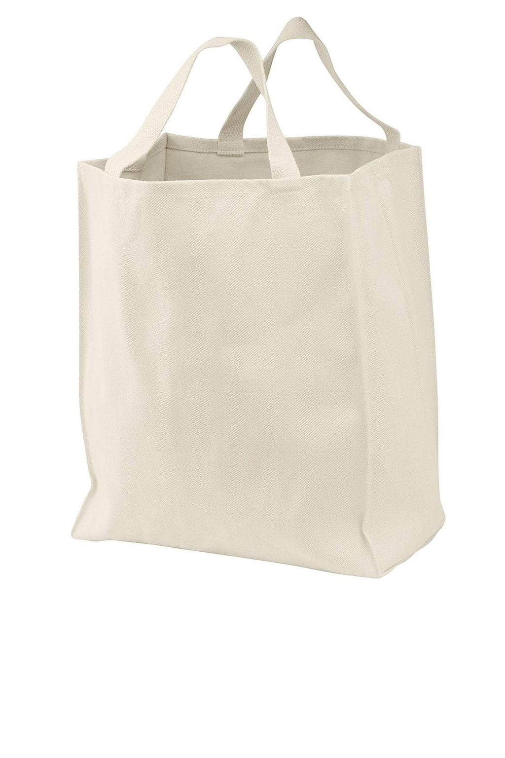 BAGANDTOTE COTTON TOTE BAG NATURAL Grocery Cotton Tote Bag