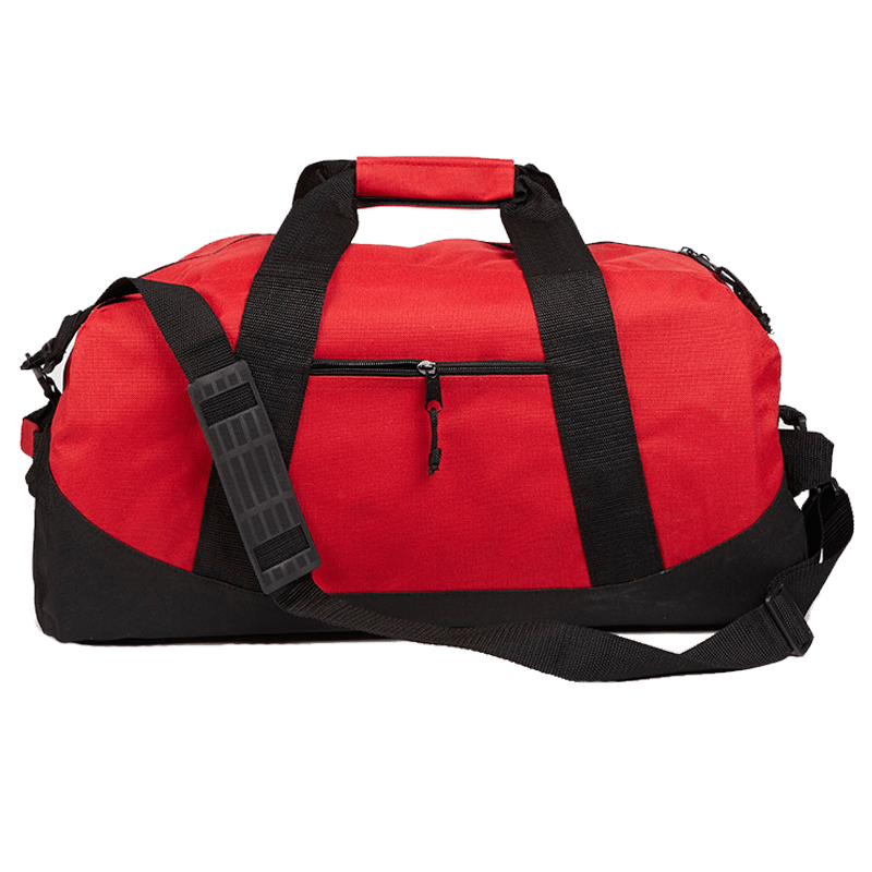 Two Tone Duffle Bag