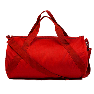 BAGANDTOTE DUFFEL BAG RED 20-Inch Round Affordable Duffel Bags