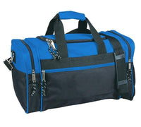 BAGANDTOTE DUFFEL BAG ROYAL Discounted Polyester Duffel Bag