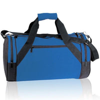 BAGANDTOTE DUFFEL BAG ROYAL Sport Gym Roll Duffel Bags