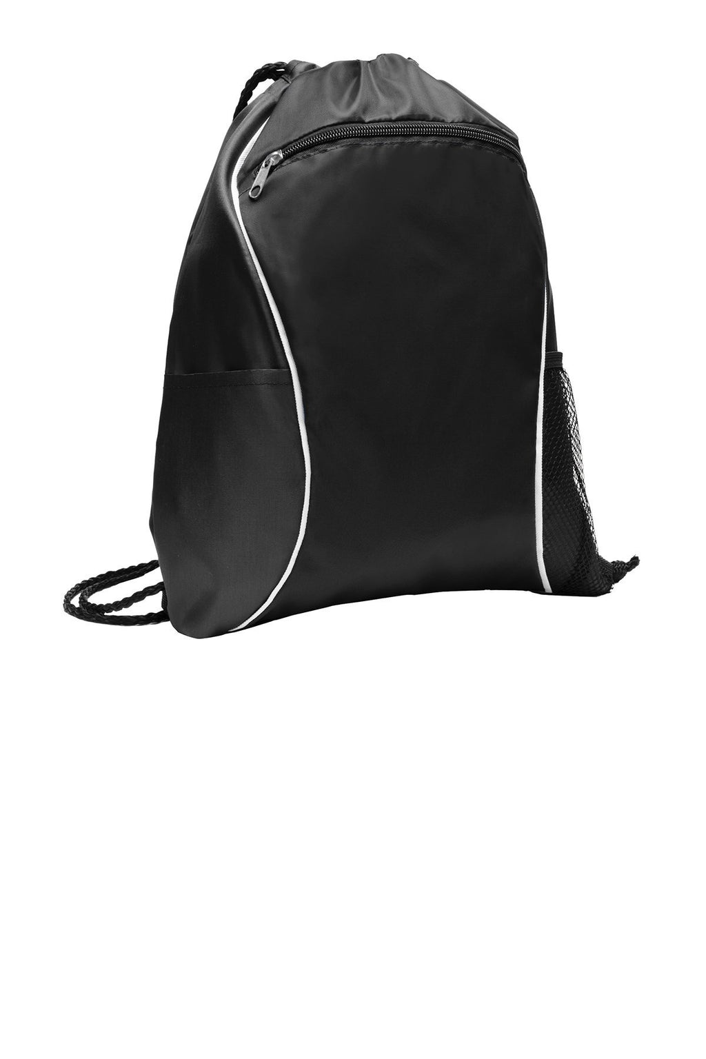 BAGANDTOTE Polyester BLACK Fast Break Cinch Pack