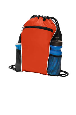 BAGANDTOTE Polyester Fast Break Cinch Pack
