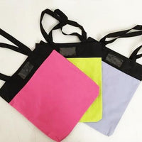 BAGANDTOTE Polyester NEON CUSTOMIZABLE SHOPPING BAG
