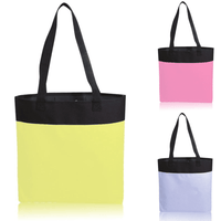 BAGANDTOTE Polyester NEON CUSTOMIZE TOTE BAG