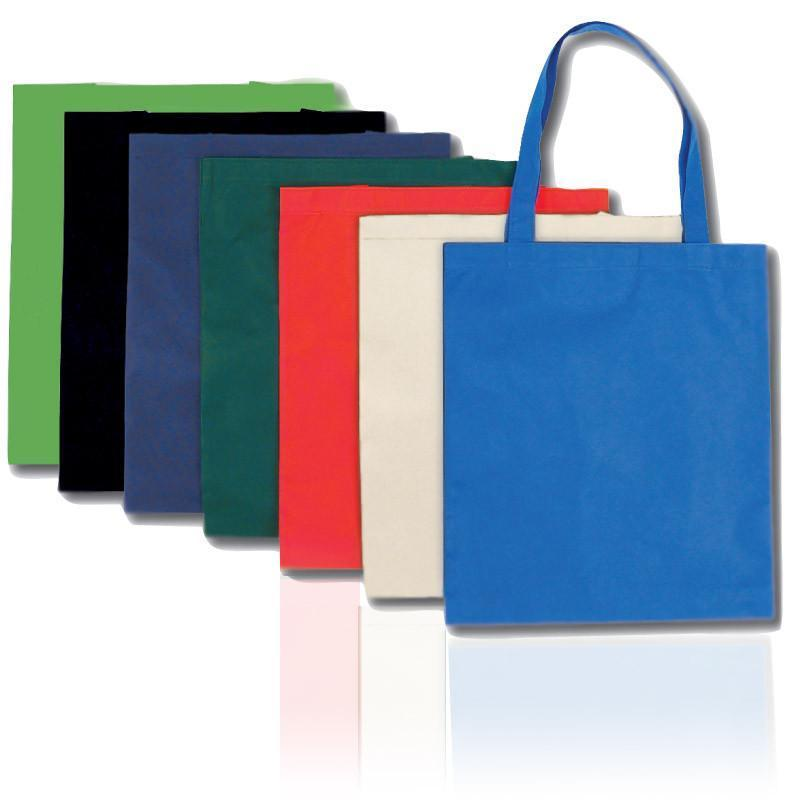 "BAGANDTOTE Polyester Non-Woven 15"" Convention Tote Bag"