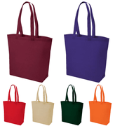 BAGANDTOTE Polyester Polypropylene Cheap Tote Bag for Grocery