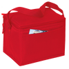 BAGANDTOTE Polyester RED Polyester Cooler Bags
