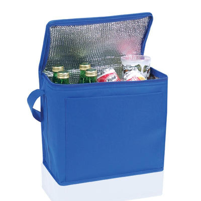 BAGANDTOTE Polyester ROYAL Economical Non-Woven Polypropylene Cooler Tote Bag
