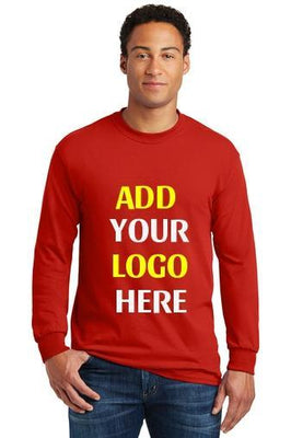 BAGANDTOTE T-Shirt Custom Adult Heavy Cotton Long Sleeve T-Shirt  5400