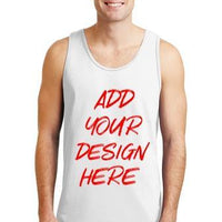 BAGANDTOTE T-Shirt Custom Gildan Ultra Cotton Adult Tank Top   2200