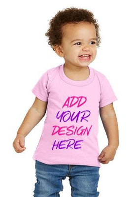 BAGANDTOTE T-Shirt Custom Heavy Cotton Toddler T-Shirt   5100P