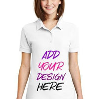 BAGANDTOTE T-Shirt Custom Ladies' Double Piqué Sport Shirt