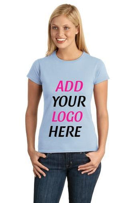 BAGANDTOTE T-Shirt Custom Ladies' Softstyle T-Shirt 64000L