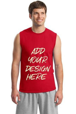 BAGANDTOTE T-Shirt Custom Ultra Cotton Adult Sleeveless T-Shirt  2700