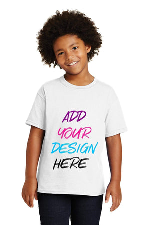 BAGANDTOTE T-Shirt Custom Youth Cotton T-Shirt 5000B - Customized