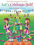 Let's Celebrate Holi !!!! (Maya & Neel's India Adventure Series, Book 3) (Volume 3) - HolyHinduStore