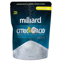 Natural Holi Color Cleanning agent -  Milliard Citric Acid - 5 Pound - 100% Pure Food Grade NON-GMO (5 Pound) - HolyHinduStore