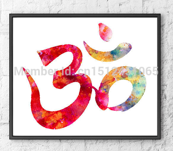 New Modern Shiva wall art picture for living room bedroom home wall art decor canvas Print painting print art - No Frame - HolyHindu