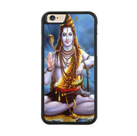 Lord Shiva iPhone case for iPhone X, 4, ,4s, 5, 5s, 6, 6s, 7, 8, 6 plus, 6s plus, 7 plus, 8 plus - HolyHinduStore