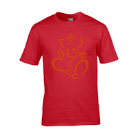 Ganesha / Ganapati T Shirt For Men - HolyHinduStore