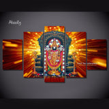 Superior Quality Thirupathi Balagi  Elegant Wall Art - Krishna
