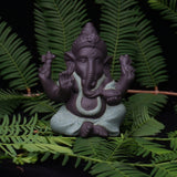 Lord  Ganesha - Ceramics Arts / Crafts - Home Office / Living Room / Cabinets  Home Decor - HolyHinduStore