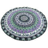 Mandala Carpet Tapestry  - Yoga / Beach Mat