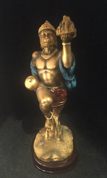HANUMAN Resin  Sculpture - HolyHinduStore