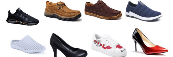 SHOES: HOW TO FIND YOUR SIZE WHEN BUYING ON THE INTERNET