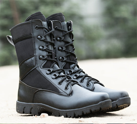 High-Quality Tactical Military Boots - ifrich-A2020