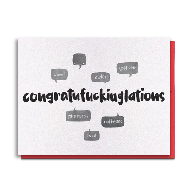 Card - CongratuFFFlations!!