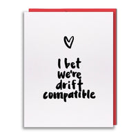 Card - Drift Compatible