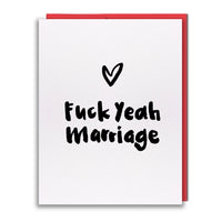 Card - Fuck Yeah Marriage!