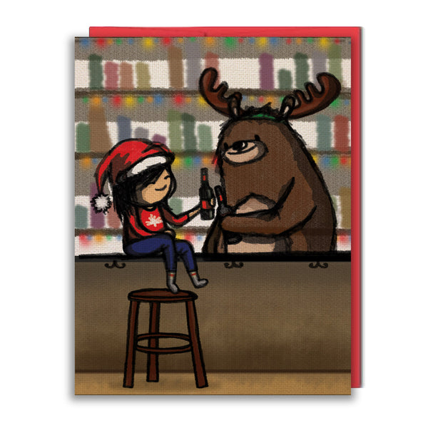 Card - Cheers, Bear!