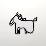 Sticker - Horse'ish