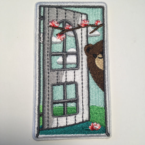 Iron On Patch - Gateway Bear