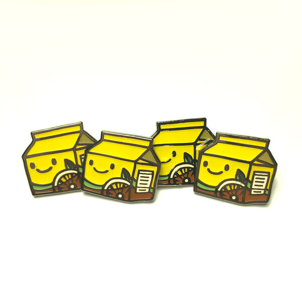 SECONDS SALE!!! Enamel Pin - Lemony