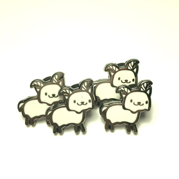 SECONDS SALE!!! Enamel Pins - Little Goat