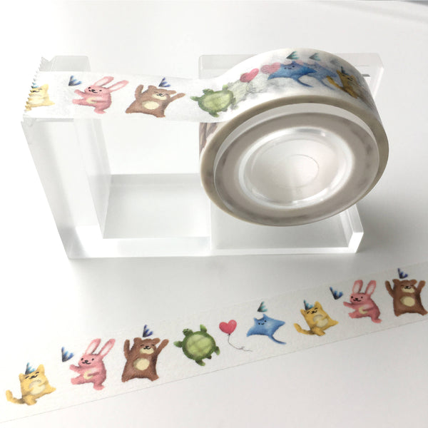 Washi Tape - Party Animals!