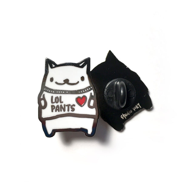 Enamel Pin - LOL PANTS