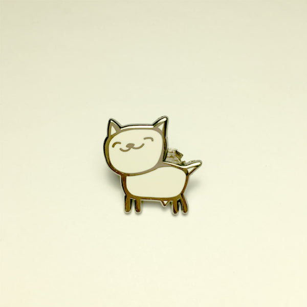 SECONDS SALE!!! - Enamel Pins - DINKY cat