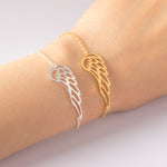Supernatural Angel Wing Charm Bracelets